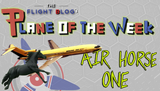 Plane of the Week: Air Horse One
