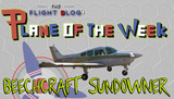 Plane of the Week: Beechcraft Sundowner