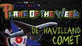 Plane of the Week: de Havilland Comet