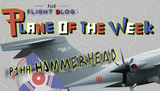Plane of the Week: Piaggio P.1HH Hammerhead