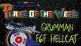 Plane of the Week: Grumman F6F Hellcat