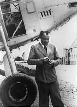 Antoine de Saint-Exupry: Famed Writer and Aviator