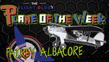 Plane of the Week: Fairey Albacore