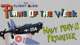 Plane of the Week: Navy PB4Y-2