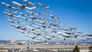 This photographer's amazing collection of aviation photos is unlike any other