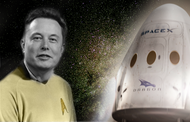 Elon Musk plans to take us where no man has gone before