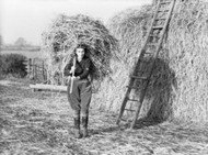 The Women's Land Army of WWI and WWII