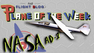 Plane of the Week: NASA AD-1