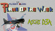 Plane of the Week: Aichi D3A
