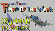 Plane of the Week: Grumman TBF Avenger
