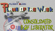 Plane of the Week: Consolidated B-24 Liberator