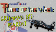 Plane of the Week: Grumman F8F Bearcat