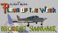 Plane of the Week: Beechcraft Sundowner