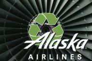 The world's first corn-fueled air fleet: Alaska Airlines