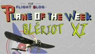 Plane of the Week: Blriot XI