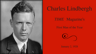 How Charles Lindbergh Became TIME's First Man of the Year