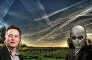 Chemtrails Are Not Skywriting (Not Even of the Alien Variety)