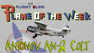 Plane of the Week: Antonov AN-2 Colt