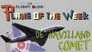 Plane of the Week: de Havilland Comet