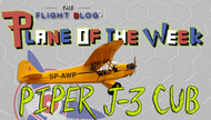 Plane of the Week: Piper J-3 Cub