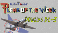 Plane of the Week: Douglas DC-3