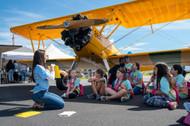 What is Women in Aviation International?
