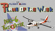 Plane of the Week: DHC-6 Twin Otter