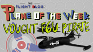 Plane of the Week: Vought F6U Pirate