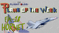 Plane of the Week: McDonnell Douglas F/A-18 Hornet
