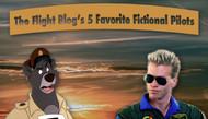 Five of the Best Fictional Pilots