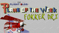 Plane of the Week: The Red Baron's Fokker Dr.I