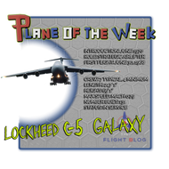 Plane of the Week: Lockheed C-5 Galaxy
