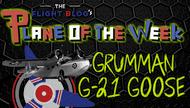 Plane of the Week: Grumman G-21 Goose