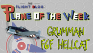 Plane of the Week: Grumman F6F Hellcat
