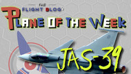Plane of the Week: SAAB JAS-39 Gripen