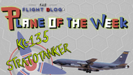 Plane of the Week: KC-135 Stratotanker