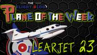 Plane of the Week: Learjet 23