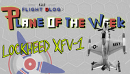 Plane of the Week: Lockheed XFV-1