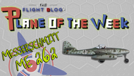 Plane of the Week: Messerschmitt Me 262