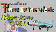 Plane of the Week: Mikoyan-Gurevich MiG-21
