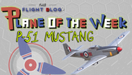 Plane of the Week: North American P-51 Mustang