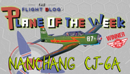 Plane of the Week: Nanchang CJ-6A