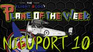 Plane of the Week: Nieuport 10