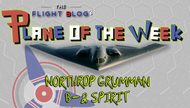 Plane of the Week: Northrop Grumman B-2 Spirit