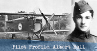 Pilot Profile: Albert Ball