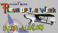 Plane of the Week: Fairey Albacore