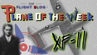 Plane of the Week: Howard Hughes' XF-11
