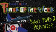 Plane of the Week: Navy PB4Y-2