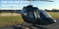 One-on-one with a helicopter pilot: Michael Little