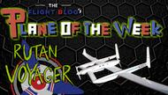 Plane of the Week: Rutan Voyager